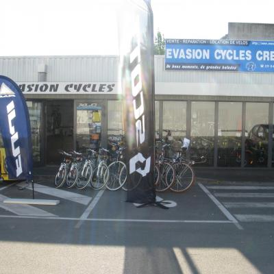 Evasion cycles