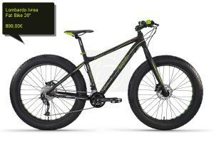 Lombardo ivrea fat bike
